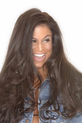 Tara Marie smiling