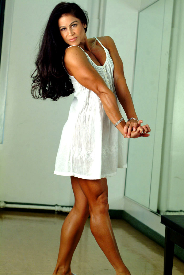 Tara Marie white dress